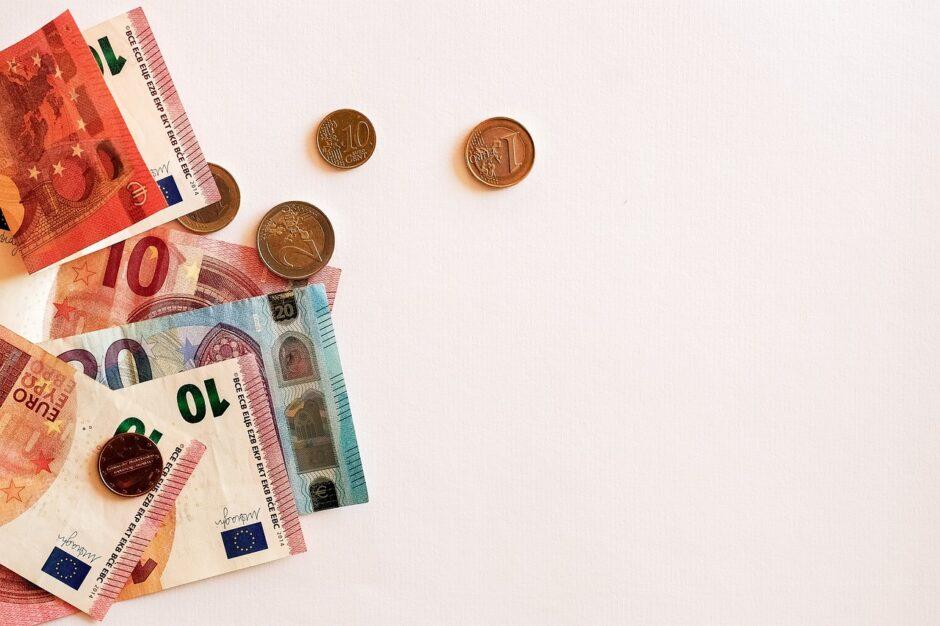 外国の紙幣と硬貨