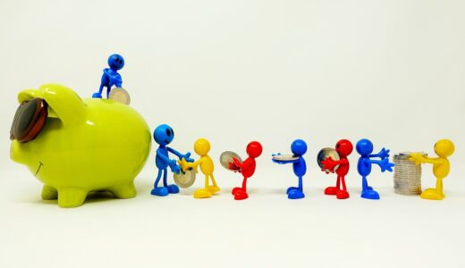 早くお金を貯めるベストな方法・収入を増やして支出を減らす。