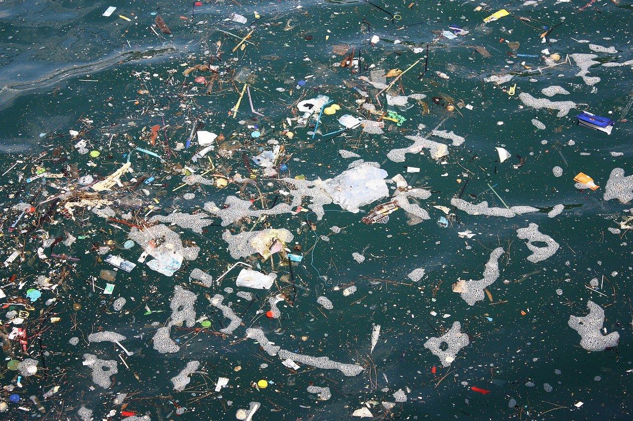 ごみによる海洋汚染