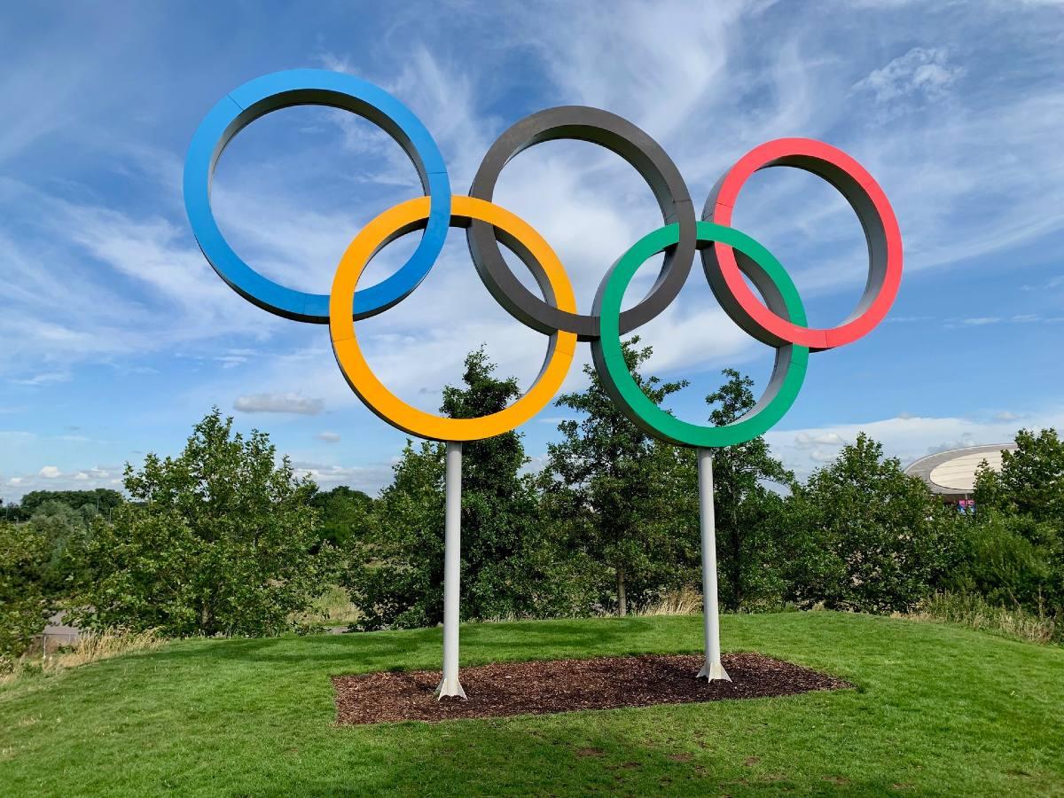オリンピックの円