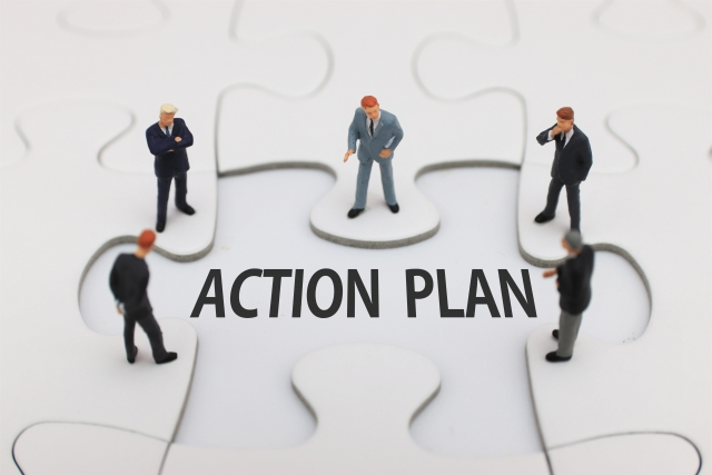 action planのイメージ